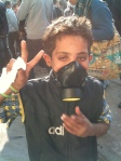 Marwan the youngest freedom fighter